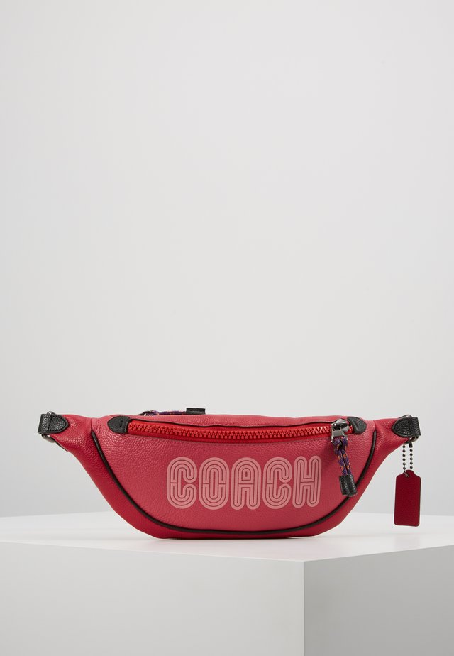 BELT BAG - Heuptas - bright cherry/multi