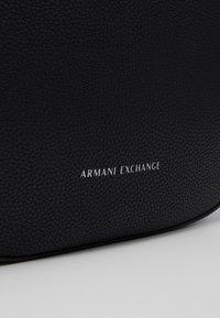 Armani Exchange - BORSA - Handbag - nero - 5