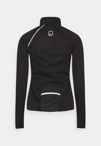 ONLY Play - ONPPERFORMANCE RUN BRUSHED ZIP - Sports jacket - black - 1