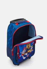 Fabrizio - PAW PATROL KIDS TROLLEY UNISEX - Wheeled suitcase - navy blue - 2