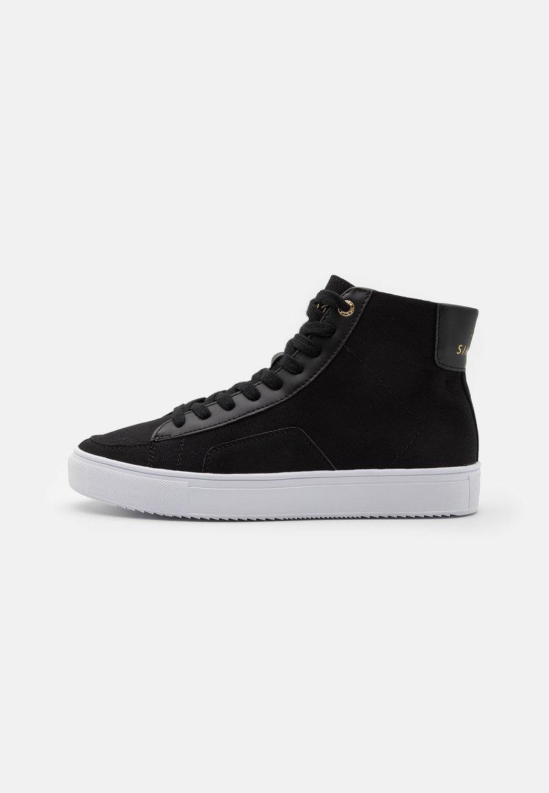 SIKSILK - SANTA MONICA - Sneakers alte - black