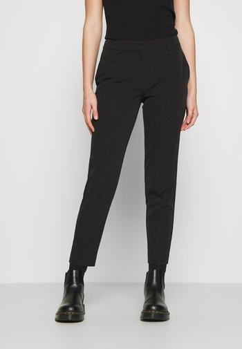 ONLADENA BERRY SLIM PANT  - Trousers - black