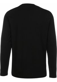 Lyle & Scott - Long sleeved top - jet black - 1