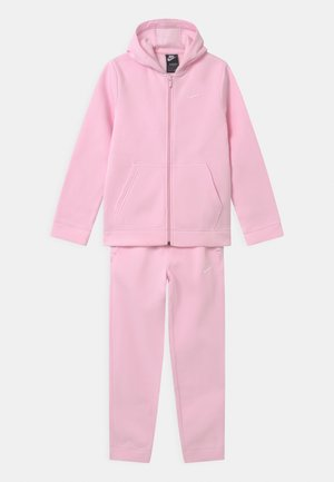 CORE SET - Tracksuit - pink foam