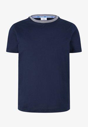 PEDROS - T-shirt basic - navy-blau
