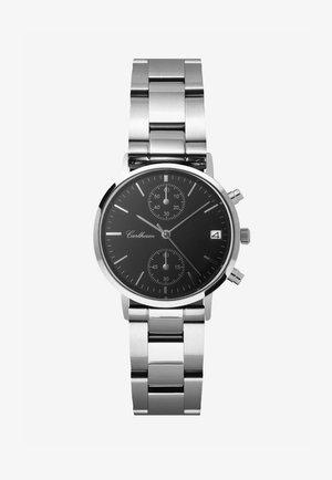 TILFREDSHED 34MM - Montre à aiguilles - silver-black