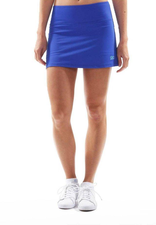 Sports skirt - kobaltblau