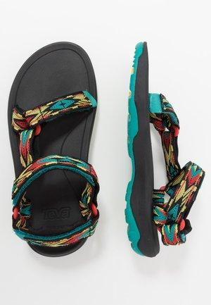 Walking sandals - aurora