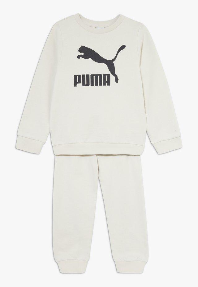 PUMA X ZALANDO BABY SET - Tuta - silver birch