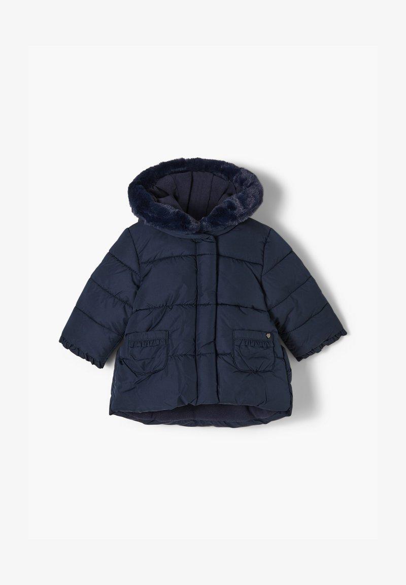s.Oliver - Winter coat - dark blue