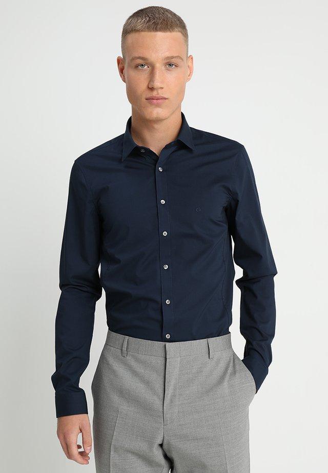 EXTRA SLIM - Camisa elegante - blue