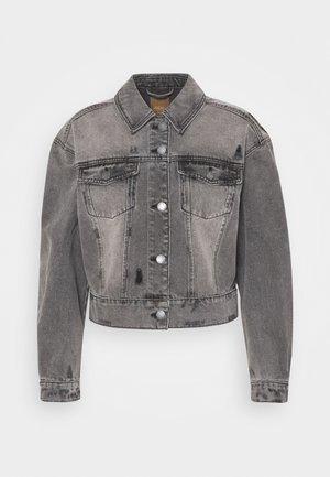 ONLMALIBU JACKET - Denim jacket - medium grey denim