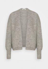 American Vintage - EAST - Cardigan - gris chine - 0