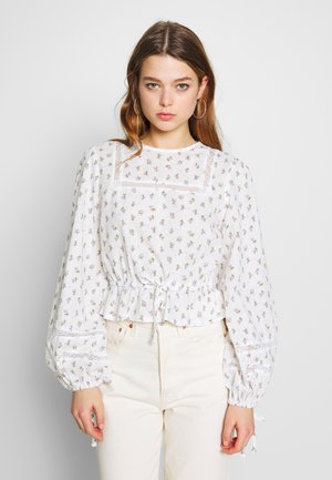 MAZZY - Blouse - white