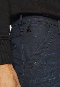 G-Star - RACKAM 3D SKINNY - Jeans Skinny Fit - worn in nightfall - 3