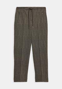 ACCESS - Trousers - braun