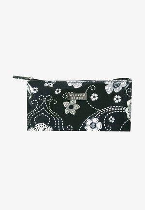 FLOWER LACE - Wash bag - schwarz