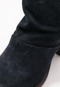 MJUS - Kotníkové boty - ink - 2