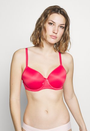 FANCIES MOULDED BRA - T-shirt bra - sugar coral
