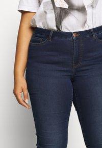 JUNAROSE - by VERO MODA - JRFOUR JAIME  - Jeans Skinny Fit - dark blue denim - 5