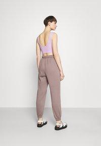 Weekday - ELINA TANK - Top - purple - 2