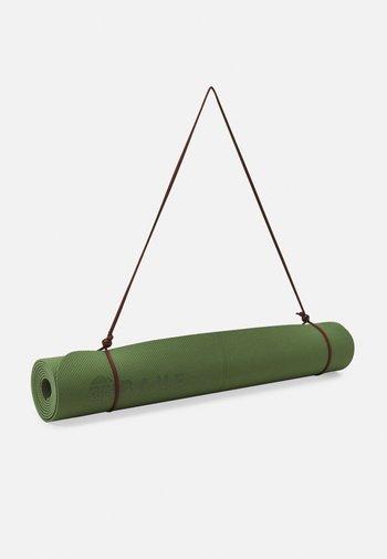 ELEMENTARY MAT LITE 3MM - Fitness / Yoga - olivine