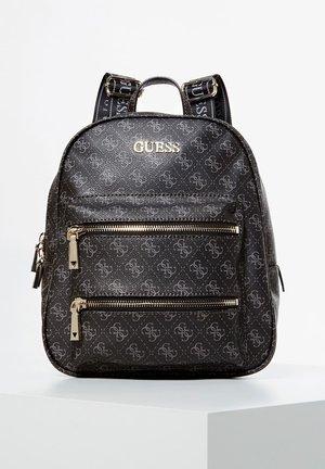 GUESS RUCKSACK CALEY ALLOVER-LOGO - Plecak - mehrfarbig schwarz
