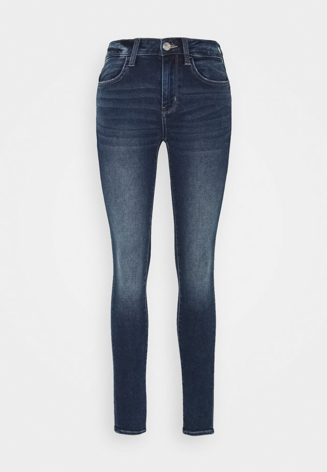 JEGGING - Slim fit jeans - moody blues