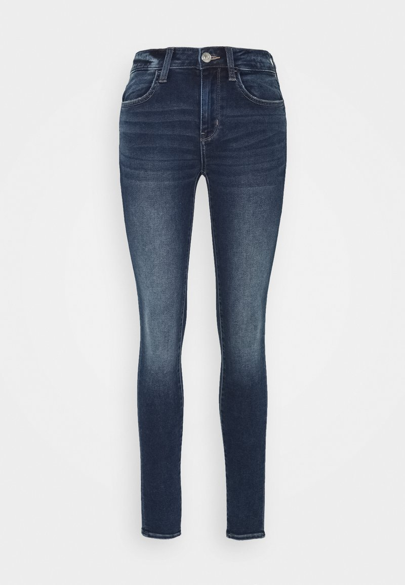 American Eagle - JEGGING - Slim fit jeans - moody blues