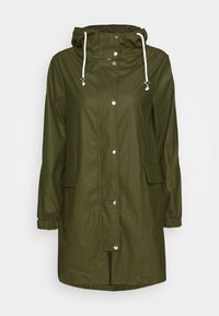 Springfield - RAINCOAT - Waterproof jacket - green - 0
