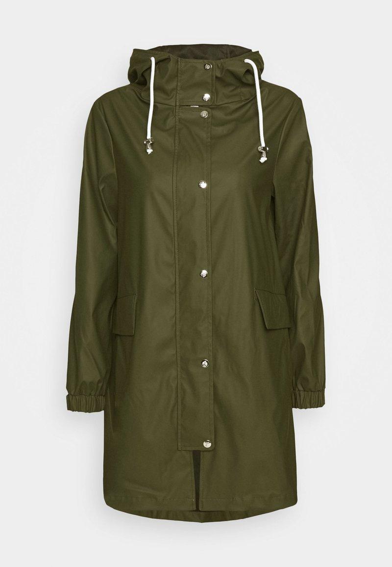 Springfield - RAINCOAT - Waterproof jacket - green