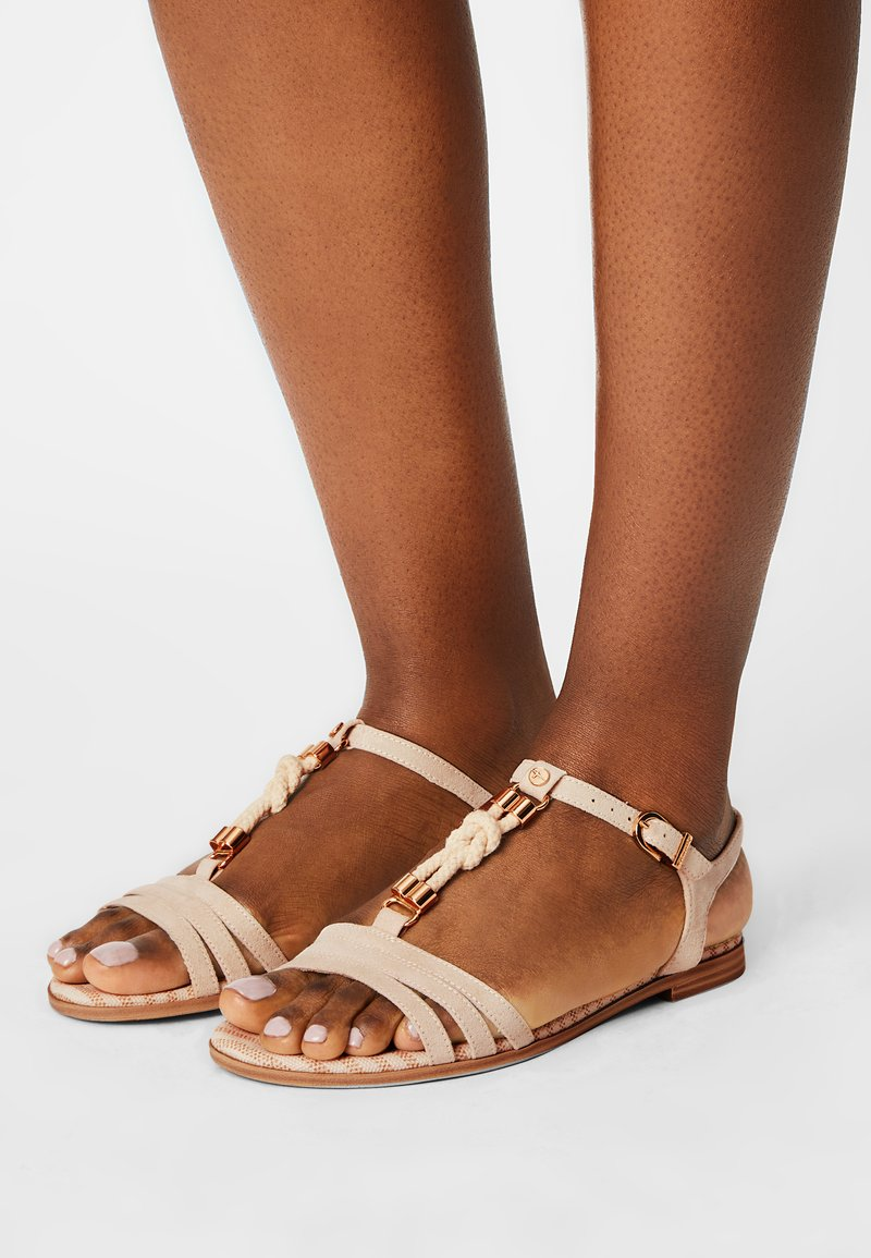 Tamaris - Sandals - nude