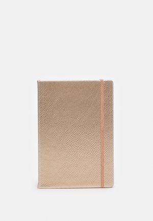 A5 JOURNAL - Muut asusteet - soft gold-coloured