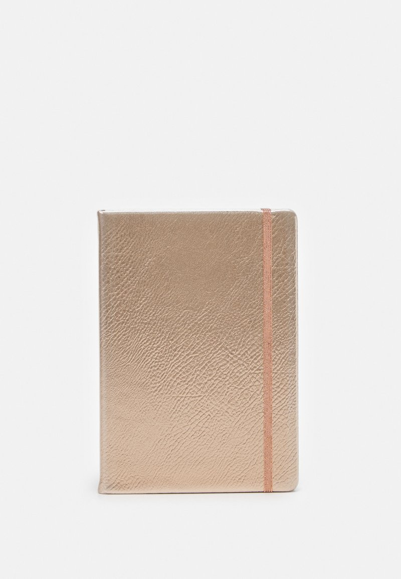 TYPO - A5 JOURNAL - Muut asusteet - soft gold-coloured