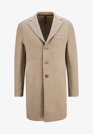 Classic coat - casha mouliné