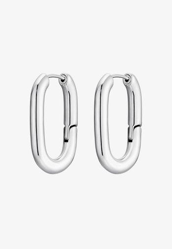 CARSTA  - Earrings - silberfarben poliert