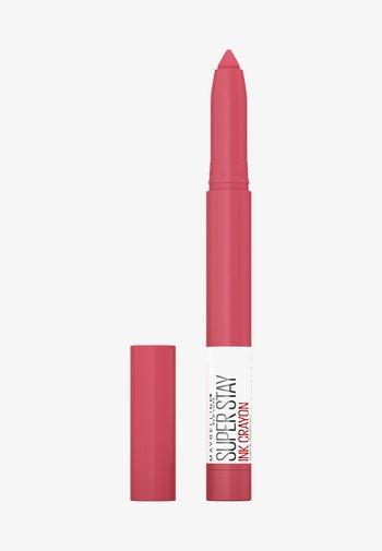 SUPER STAY INK CRAYON - Lip liner - change is good