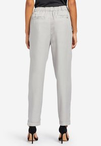 khujo - EVANGELIA - Trousers - grey - 2