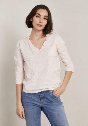 DEBBIE - Long sleeved top - soft rose