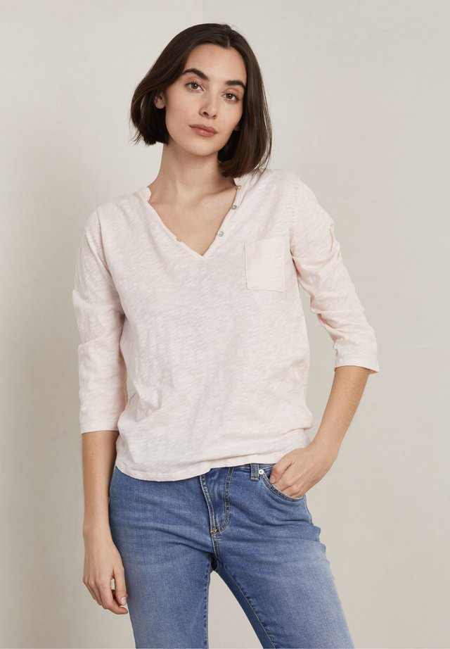 DEBBIE - T-shirt à manches longues - soft rose