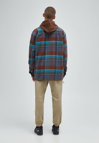 PULL&BEAR - Camicia - brown - 2