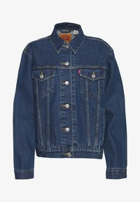 Levi's® - LALA BERLIN TRUCKER JACKET - Denim jacket - neu blue - 0