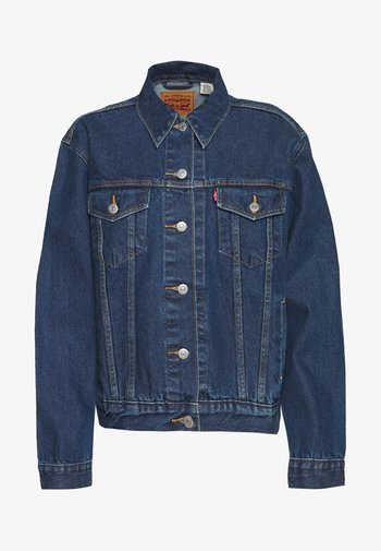 LALA BERLIN TRUCKER JACKET