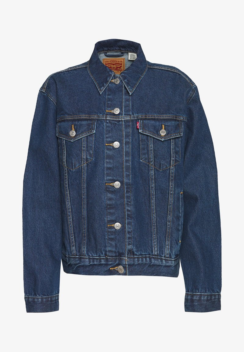 Levi's® - LALA BERLIN TRUCKER JACKET - Denim jacket - neu blue