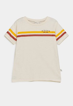 HELMSMAN UNISEX - T-Shirt print - off-white