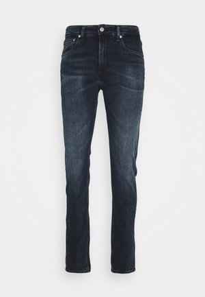 TAPER - Slim fit jeans - denim dark