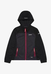 Icepeak - LAMESA  - Soft shell jacket - grey - 2