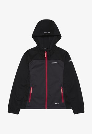 LAMESA  - Soft shell jacket - grey