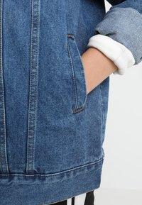 Missguided Tall - Denim jacket - vintage blue - 5