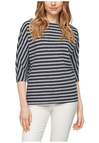 s.Oliver - Long sleeved top - navy - 4